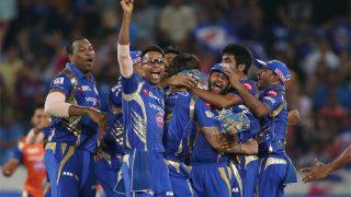 IPL 2017: पुणे सुपरजाएंट को 1 रन से हराकर मुंबई इंडियंस बनी तीसरी बार चैंपियन