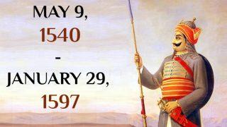 Maharana Pratap Singh birth anniversary: Twitterati pays tribute to the revered King of Mewar