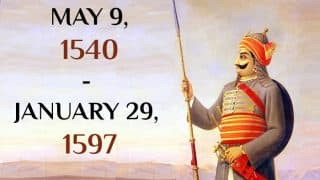 Maharana Pratap Jayanti 2020: Know All About His Fearless Battle With Mughal Emperor Akbar