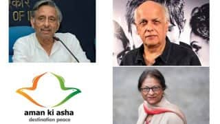 India-Pakistan Peace Process: Civil society appeals for un-interrupted dialogue