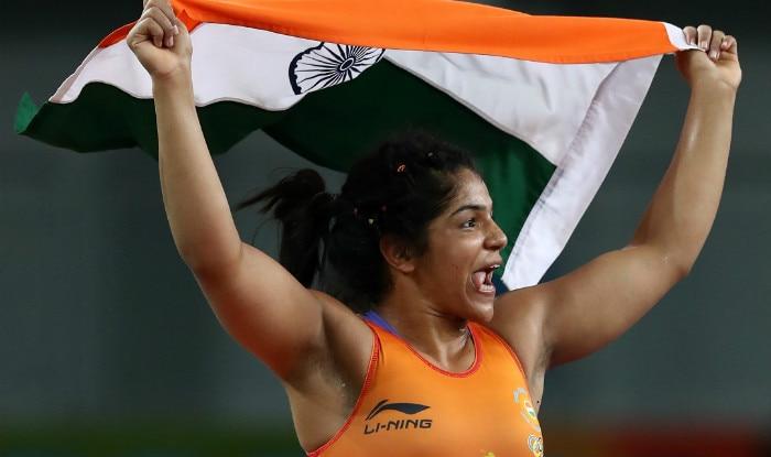 File photo of Indian wrestler Sakshi Malik (Getty image)