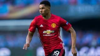 EPL 2017/18: Marcus Rashford Comes on to Keep Manchester United's Winning Record Intact