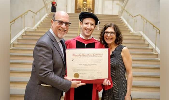 Facebook's Mark Zuckerberg to give Harvard graduation speech
