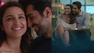 Meri Pyaari Bindu song Khol De Baahein: This melodious number will make you eager to see Parineeti and Ayushmann's chemistry