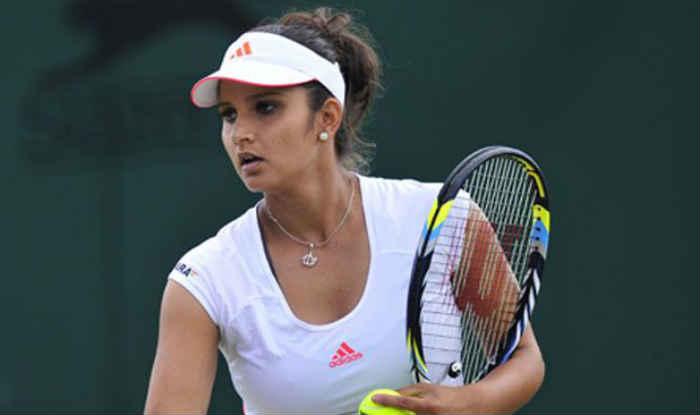 सानिया मिर्जा फ्रेंच ओपन महिला डबल्स के पहले दौर में बाहर (getty)
