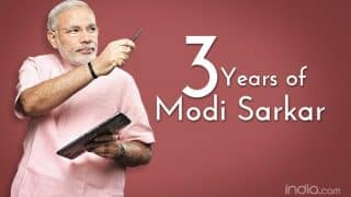 3 years of Modi government: Here's what to expect from PM in next two years
