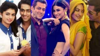 Mouni Roy launched by Salman Khan as leading actress? 7 heroines who're given the big break in Bollywood by the superstar!