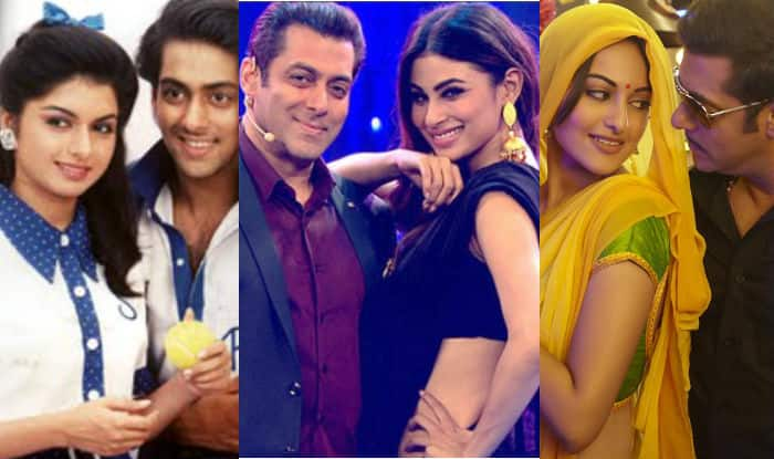 Naagin 2 actress Mouni Roy to star in Salman Khan's film?