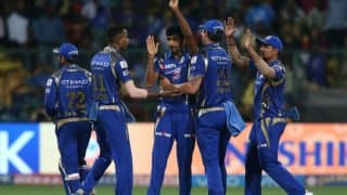 IPL 2017: Mumbai Indians looking to become first team with three Indian Premier League crowns