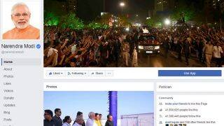 From 14 to 41 million Facebook followers: The rise of Narendra Modi in three years