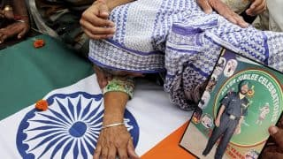 Mutilated jawan Paramjit Singh's daughter asks 'where is my father's head?' Kin seeks response from Rajnath Singh