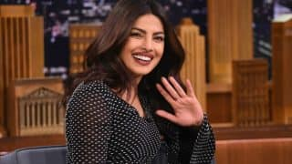Priyanka Chopra reacts to rumours of being spotted outside Sanjay Leela Bhansali's office