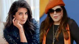 Zeenat Aman considers Priyanka Chopra ideal for my biopic!