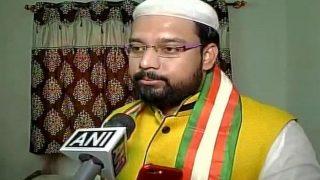 Will give Rs 20 lakh to anyone who will put Kulbhushan Jadhav's shoes around Nawaz Sharif's neck: Maulana Atif Qadri