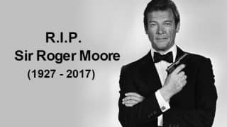 Sir Roger Moore dead: James Bond actor dies at 89 after 'a short but brave battle with cancer', condolence messages pour in!