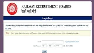 RRB Recruitment 2018: Question Paper to be Set in Kannada And More Regional Languages