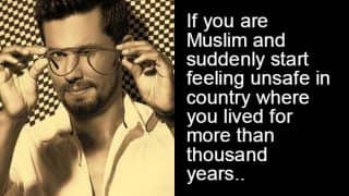 Randeep Hooda shares WhatsApp forward - If you are Muslim and suddenly start feeling unsafe in country…! Viral FB Post is a Must-Read