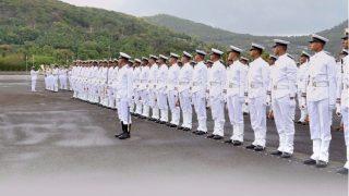 नए नौसेना प्रमुख की नियुक्ति: याचिका पर अधिकरण ने सरकार से तीन हफ्ते में मांगा जवाब