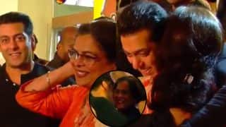 This video of Salman Khan showering his onscreen mom Reema Lagoo with hugs and kisses is going VIRAL