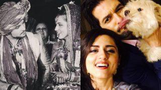 Telly couple Raqesh Vashisth Bapat and Ridhi Dogra Vashisth celebrate six years of marriage