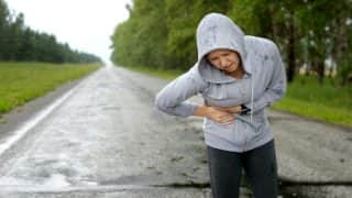 Tummy cramps while running: 5 tips to prevent stomach cramps and side stitches