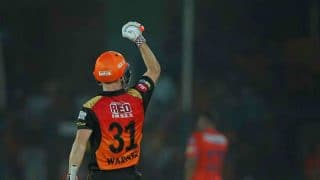 IPL 2017: David Warner, Ben Stokes lead the pack of best performers in season 10