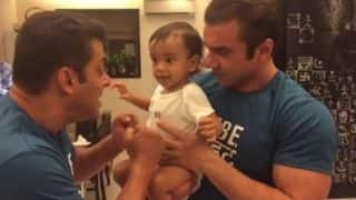After Taimur, Adira, Yash And Roohi Johar's Birthday, It Is Now Time For Salman Khan's Nephew Ahil Sharma's Bash