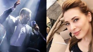 Iulia Vantur croons Salman Khan's 'Jag Ghoomeya' and nails it - watch video