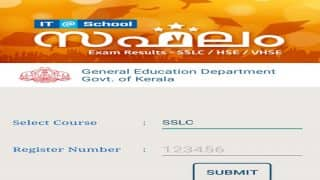 Kerala SSLC Results 2017 for class 10th on Saphalam App: Steps on how to download the app and check results here