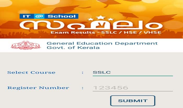 Kerala Sslc Results  For Class Th On Saphalam App Steps On How To Download The App And Check Results Here