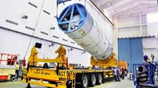 SAARC satellite to be launched by ISRO on May 5