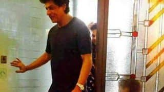 Shah Rukh Khan and AbRam visit the dentist, hope everything is all right with the tiny tot (see picture)