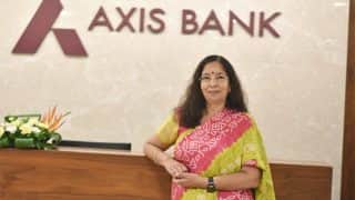 Shikha Sharma's Tenure Curtailed, to Step Down as Axis Bank Chief on December 31
