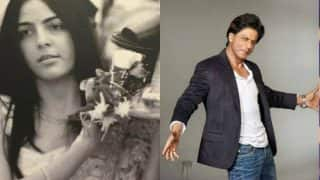 Did you know? Shah Rukh Khan named BJP minister Smriti Irani's step daughter