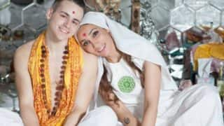 Sofia Hayat marries husband Vlad Stanescu at Temple of Awakening; makes controversial remarks on God!