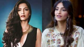 Sonam Kapoor shuts down a fan who ridiculed her fashion sense! Watch Sonam get candid on Jio Famously Filmfare