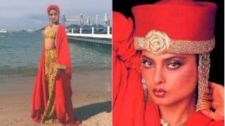 Cannes 2017: Sonam Kapoor on day 2 will instantly remind you of Rekha