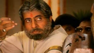 Amitabh Bachchan's Sooryavansham completes 18 years and Twitterati loses its shit!
