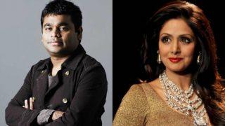 Sa Re Ga Ma Pa L'il Champs: Sridevi and A.R. Rahman to promote Mom on Zee TV show!