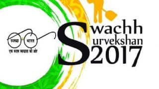 'Swachh Survekshan 2017' results to be announced today
