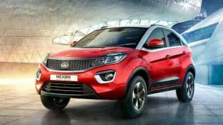 Tata Nexon SUV Becomes First 'Made in India' Car to Get 5-star Safety Rating