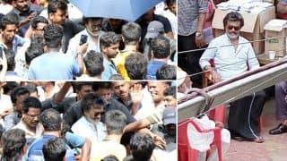 Rajinikanth's Kaala Karikaalan goes on floor in Mumbai; Thalaiva's fan frenzy takes over the sets