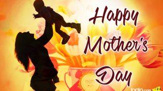 Mother's Day 2018: इन SMS, Whastapp मैसेज को भेजकर मां को करें विश...