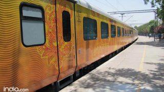 दिल्ली-लखनऊ तेजस के यात्रियों के लिए 25 लाख रुपए तक का फ्रीम ट्रेवल इंश्योरेंस