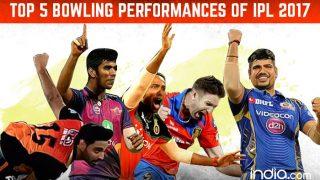 IPL 2017: Top 5 bowling performances of Indian Premier League season 10