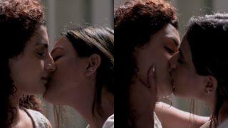 Nia Sharma and Isha Sharma's hot kiss in Twisted will give you the feels!