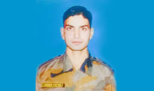 Bullet-ridden body of Lieutenant Ummer Fayaz Parry found in Shopian: All you need to know about him