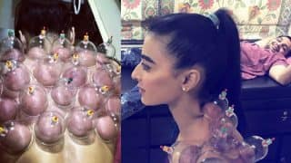 Bani J takes boyfriend Yuvraj Thakur for couple session of cupping therapy and gives us major love goals! (See pictures)