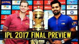 Rising Pune Supergiant vs Mumbai Indians IPL 2017 Final Preview: No favourites in Maharashtra derby
