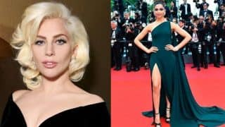 Deepika Padukone finds a fan of her Cannes outfit in International pop star Lady Gaga!